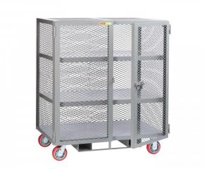 Image of Forkliftable Mobile Storage Locker