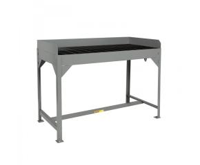 Image of parts washing table